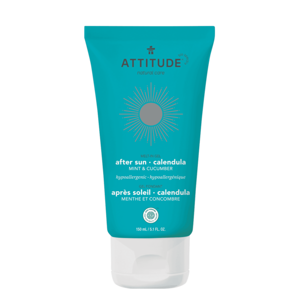 Attitude After Sun Gel with Calendula, $16.95 for 5.2 oz.