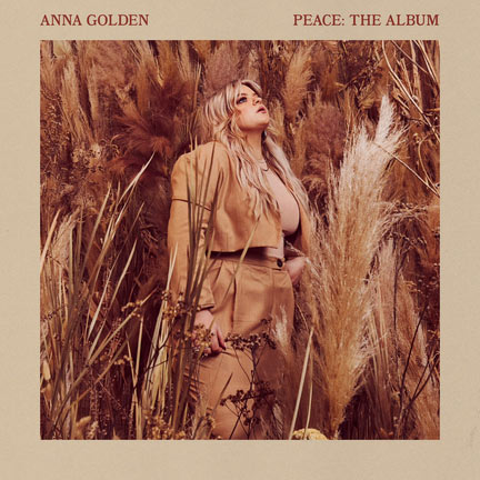 Praise and Worship Songs by Anna Golden: Peace (The Album)