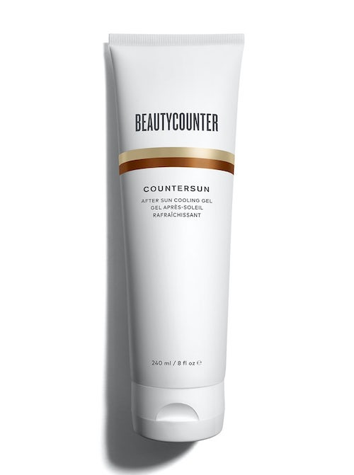 Beauty Counter Countersun After Sun Cooling Gel, $32.00 for 8 oz.